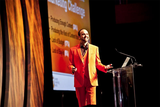 جو پولیتزی : پدرخواندهی بازاریابی محتوا