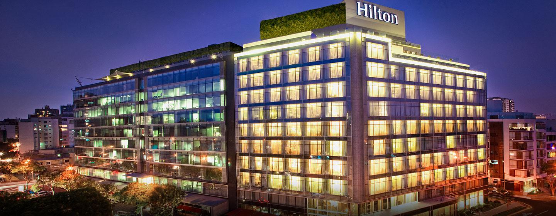 بازاريابي محتوايي هتل هيلتون