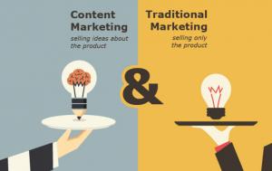 بازاریابی نوین در مقایسه با بازاریابی سنتی